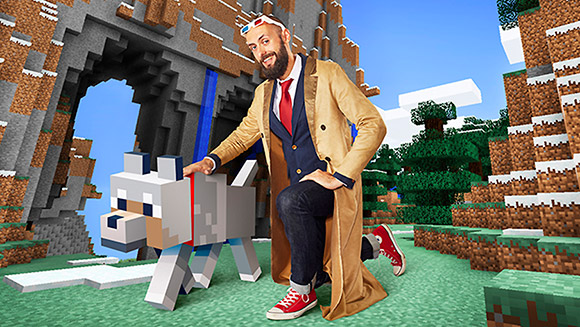 Record Holder Profile Video: Kurt J Mac and the longest journey in Minecraft