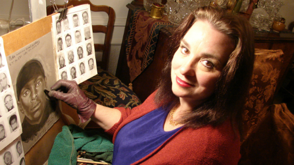 The world's most successful forensic artist: How Lois Gibson's