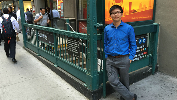 Law student breaks New York City subway all-stations speed record