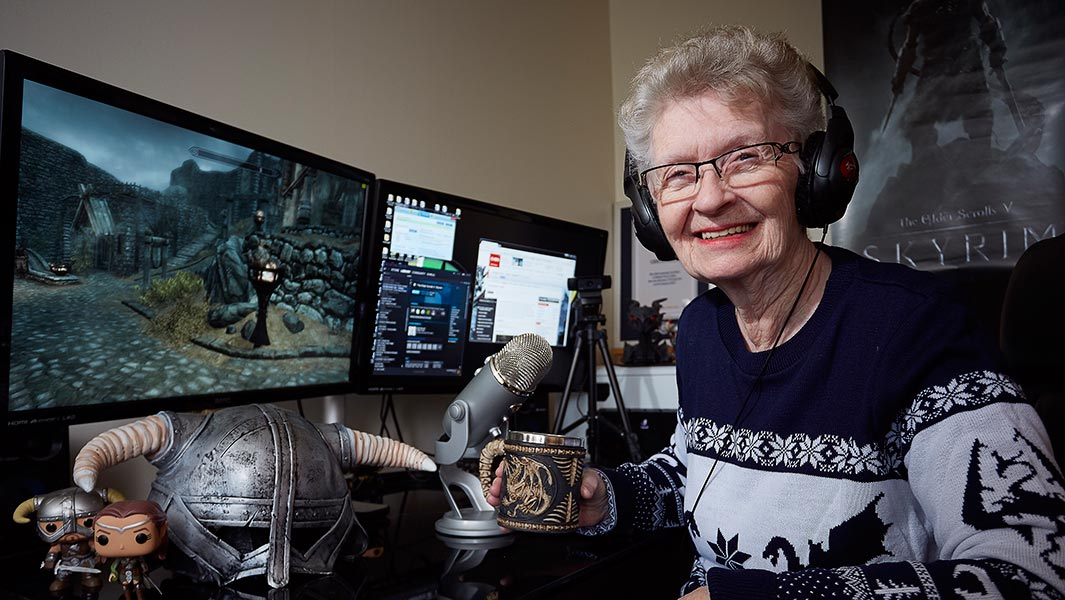 5 record-breaking females who have set some impressive gaming records