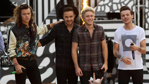 One Direction: Down to four members - but boy band score six
