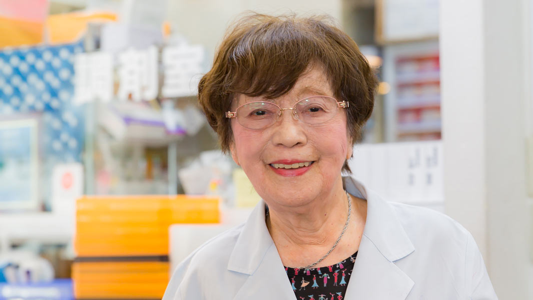 95-year-old woman from Japan becomes world's oldest pharmacist