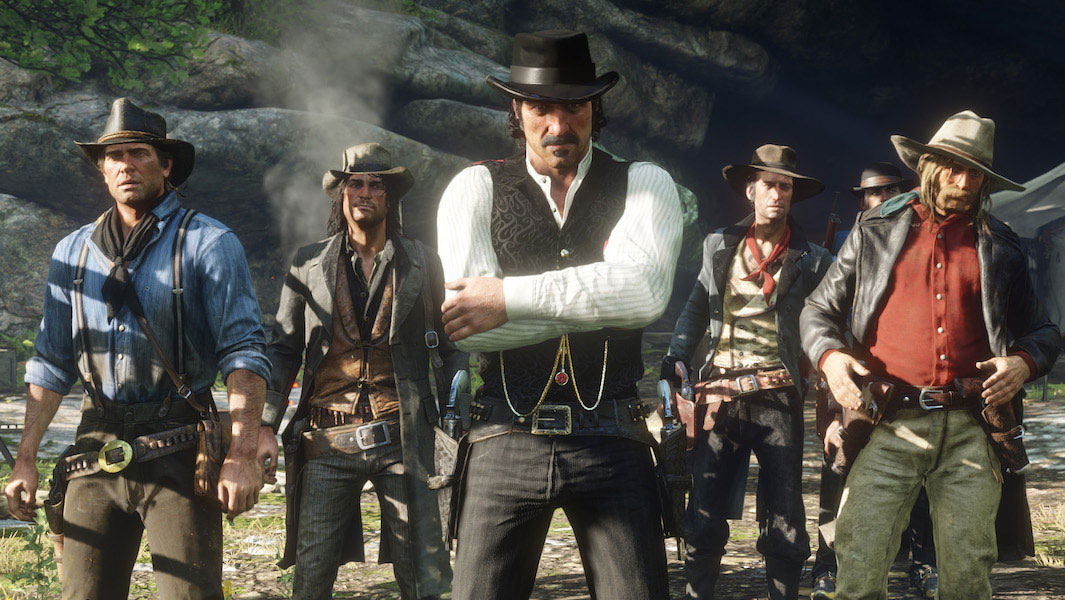 Gamer's Edition Podcast Episode 1: Red Dead Redemption 2, Fallout 76 and remembering Stan Lee