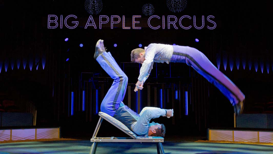 Video: Ninth generation circus performers take on first record title for GWR Day