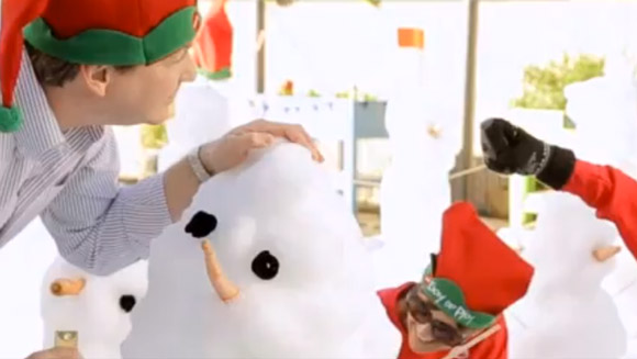 Mattel to attempt Guinness World Record of most snowmen made in one hour