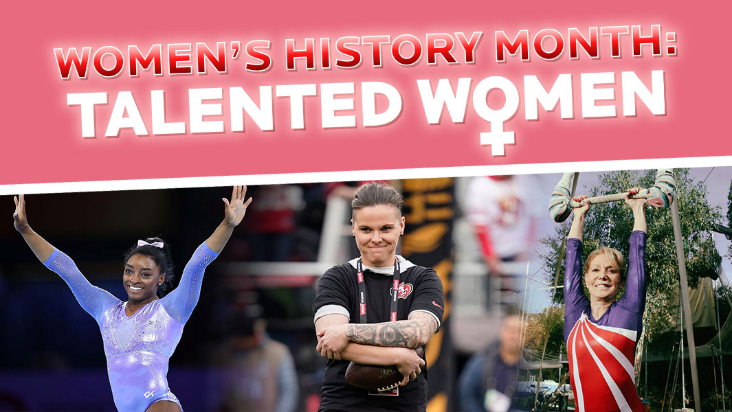 Women's History Month: 6 Talented Women Who Are Inspiring the Sports and Entertainment Industry