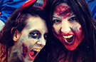 """World's greatest undead party"" as Minneapolis sets zombie gathering record"