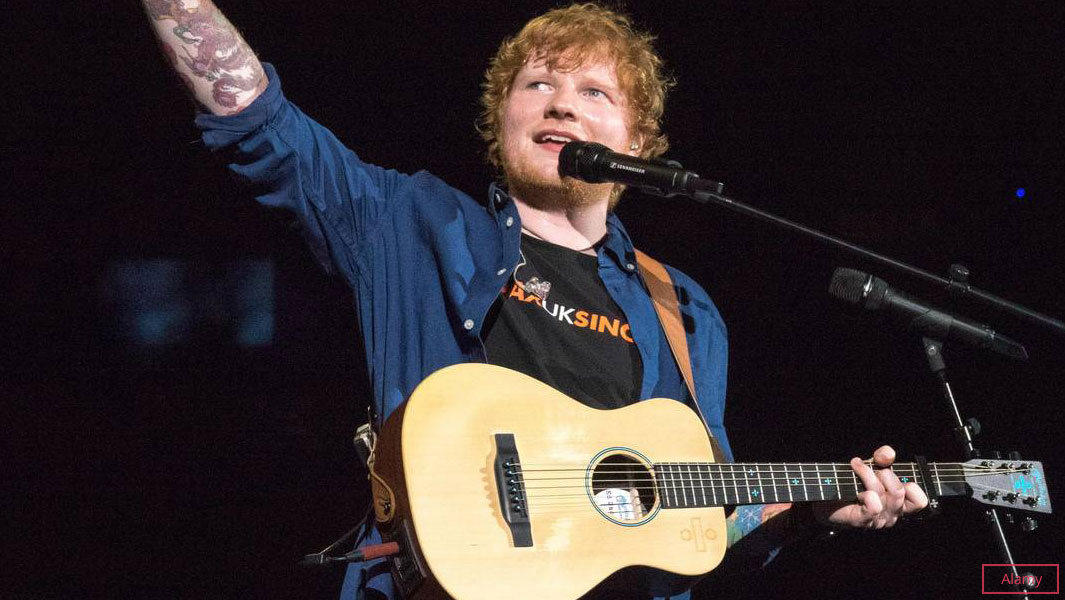 Ed Sheeran's Divide Tour sets three records ahead of final shows