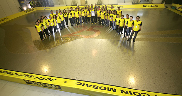 largest-coin-mosaic-employees