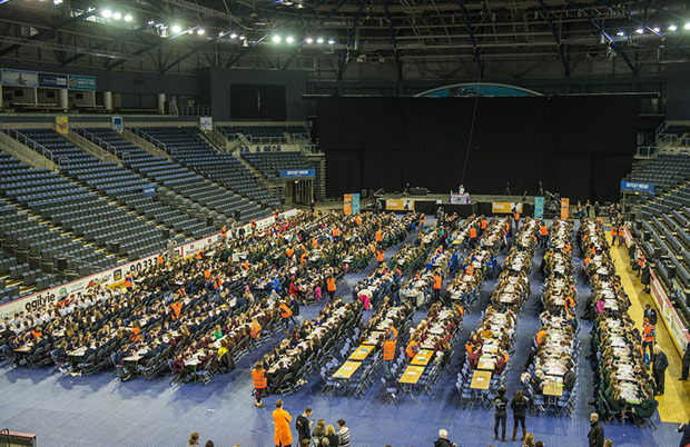 Largest science lesson in Belfast - Guinness World Records 7