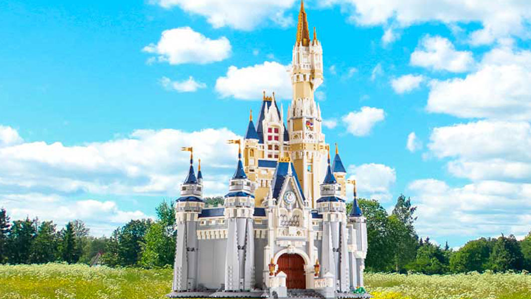 Win the LEGO® Disney Castle from Guinness World Records 2019