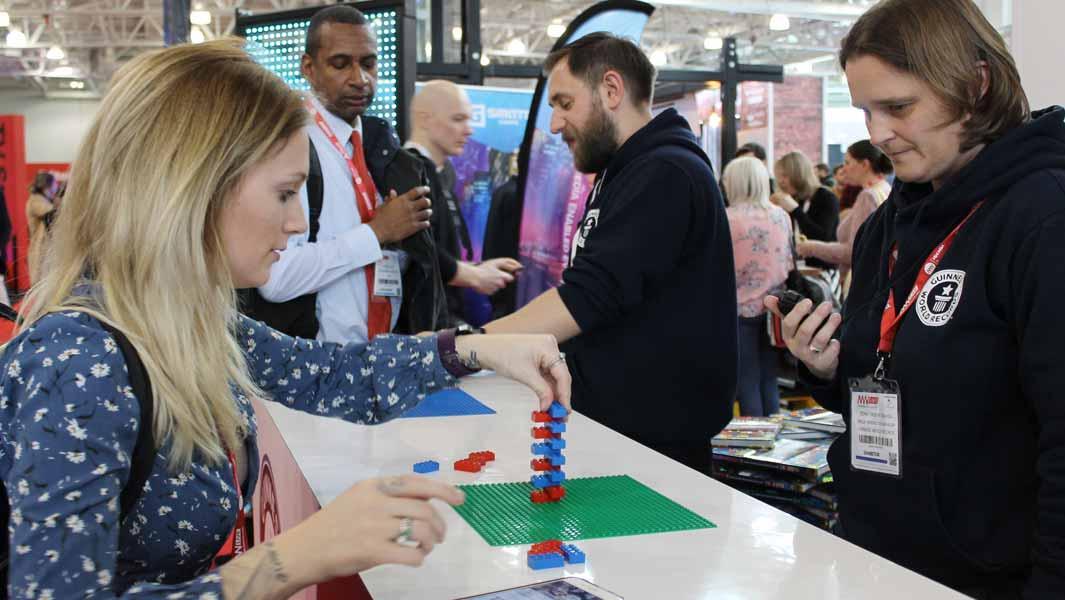 Brand new Lego record achieved at Marketing Week Live