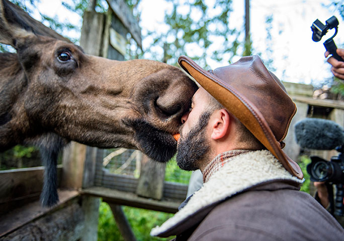 Coyote Peterson: getting to know the man behind YouTube's ...