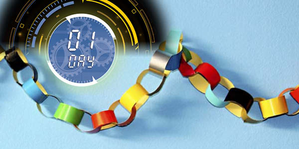 one day paper chain making record