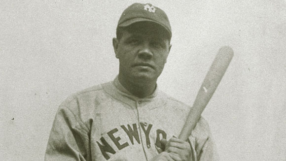 info for 436eb f18ab Babe Ruth's Baseball Jersey Sells for a Record $4.4M ...