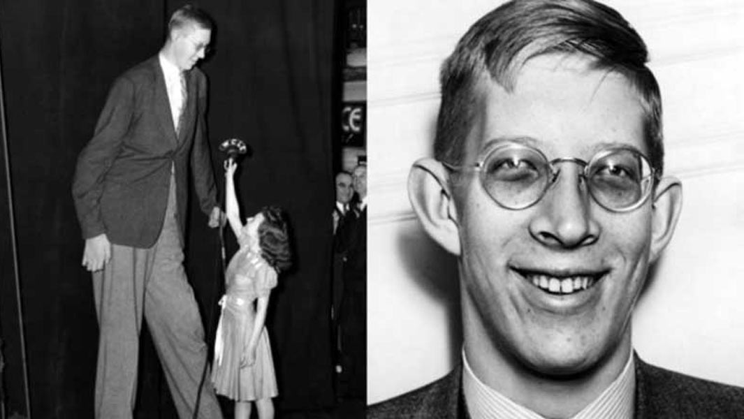 On This Day in 1918: The tallest man ever is born | Guinness World