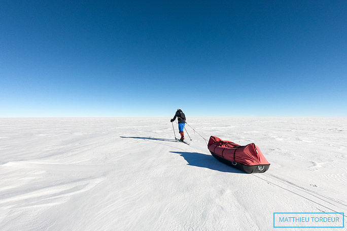 Youngest person South Pole unassisted