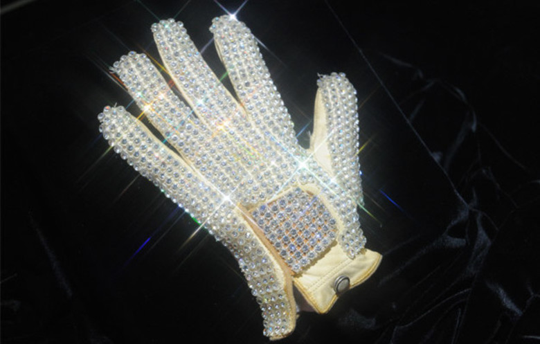 Most expensive glove sold at auction