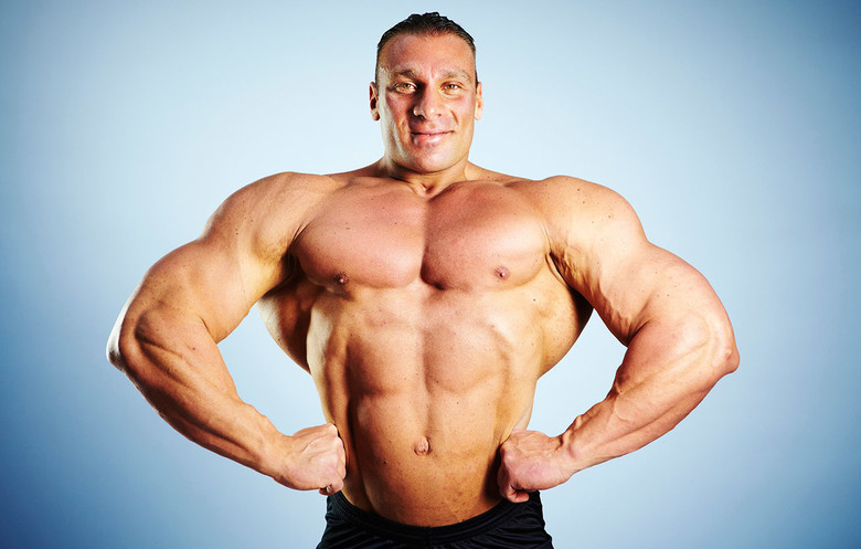 Heaviest competitive male bodybuilder ever