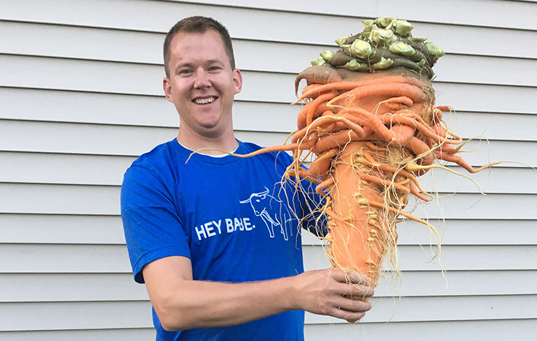 Heaviest carrot