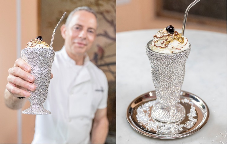 Most expensive milkshake