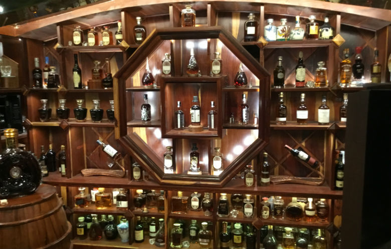 Most valuable whisky / whiskey collection