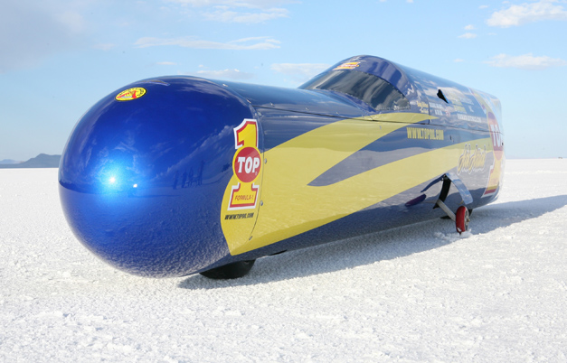 Motorcycle speed record (fastest motorcycle)